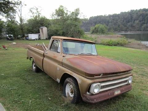 1966 Chevrolet C/K 20 Series for sale in Cadillac, MI