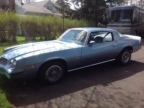 1979 Chevrolet Camaro for sale in Cadillac, MI