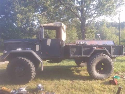 1966 Kaiser M35A2 for sale in Cadillac, MI