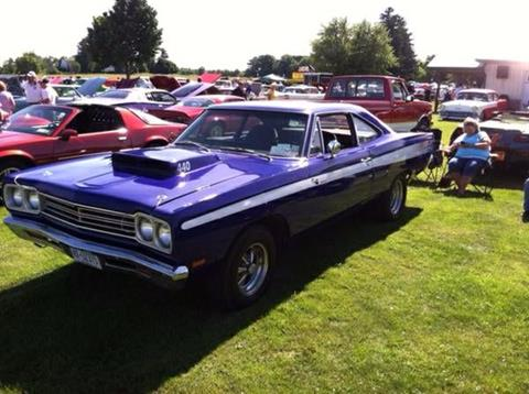 1969 Plymouth Roadrunner for sale in Cadillac, MI