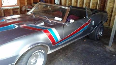 1968 Pontiac Firebird for sale in Cadillac, MI