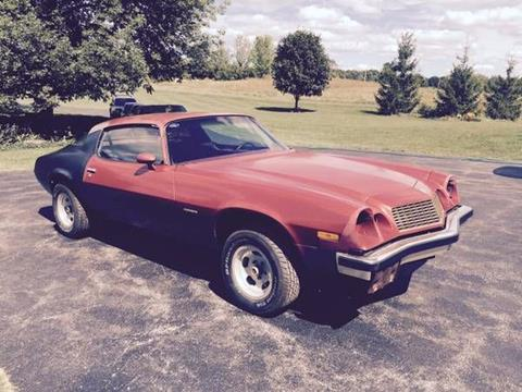 used 1976 chevrolet camaro for sale - carsforsale®