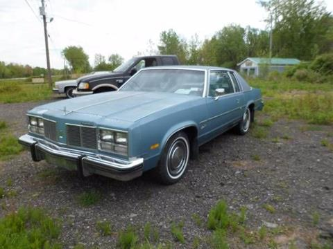 1977 Oldsmobile Delta Eighty-Eight for sale in Cadillac, MI