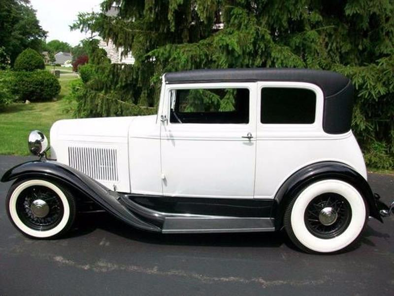 1931 Ford Model A Street Rod In Cadillac MI - Classic Car Deals