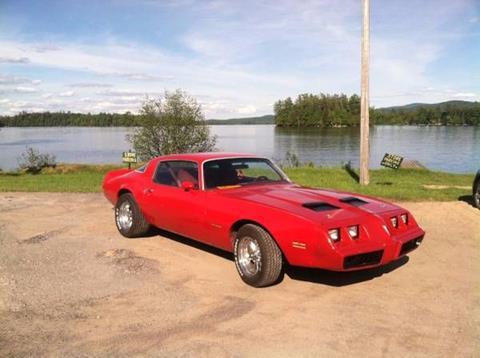 1979 Pontiac Firebird for sale in Cadillac, MI
