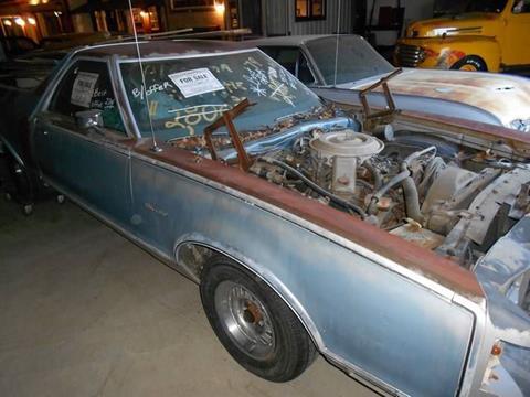 1979 ford ranchero for sale in cadillac mi - 1958 Ford Ranchero For Sale