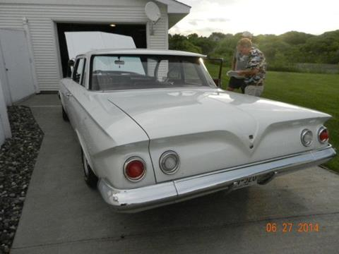 1961 Chevrolet Biscayne for sale in Cadillac, MI