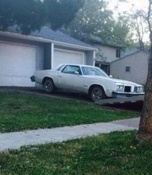 1976 Oldsmobile Cutlass for sale in Cadillac, MI