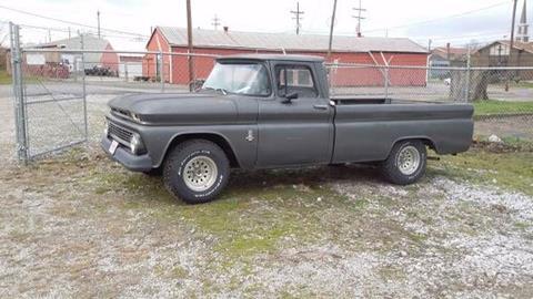 1963 Chevrolet Silverado 1500 for sale in Cadillac, MI