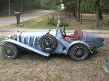 1936 Bugatti Replica for sale in Cadillac, MI