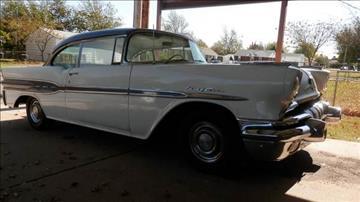 1957 Pontiac Chieftain for sale in Cadillac, MI