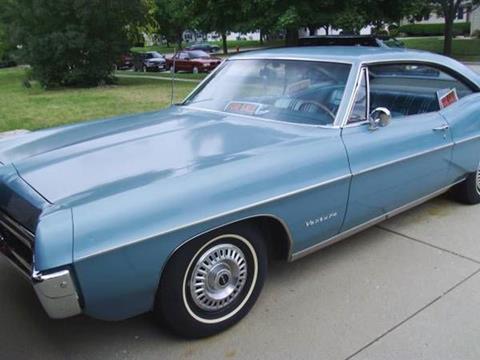 1967 Pontiac Ventura for sale in Cadillac, MI
