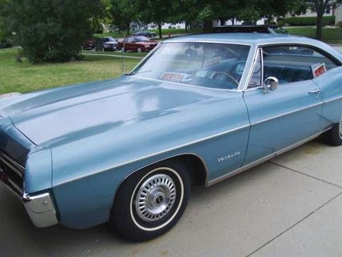 1967 Pontiac Ventura for sale in Cadillac, MI