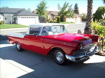 1957 ford ranchero for sale in cadillac mi - 1957 Ford Ranchero
