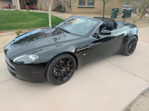 used 2008 aston martin v8 vantage for sale in maine - carsforsale®