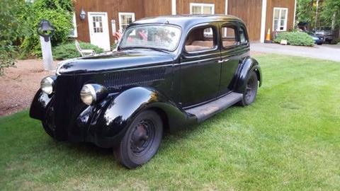 1936 Ford Tudor for sale in Cadillac, MI
