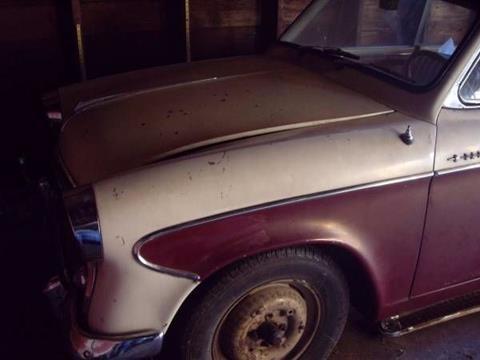 1957 Sunbeam Rapier for sale in Cadillac, MI
