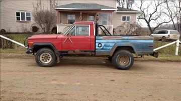 1978 Jeep J-10 Pickup for sale in Cadillac, MI