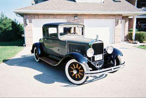 1929 Studebaker Starlight for sale in Cadillac, MI