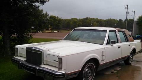 1980 Lincoln Continental For Sale  Carsforsalecom