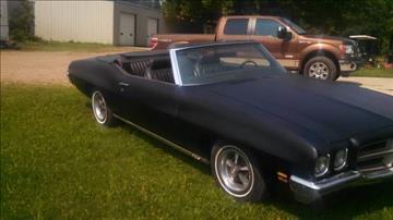 1972 Pontiac Le Mans for sale in Cadillac, MI