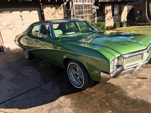 Buick skylark for sale carsforsale 1968 buick skylark for sale in cadillac mi sciox Image collections