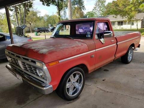 1975 Ford F-100 for sale in Cadillac, MI