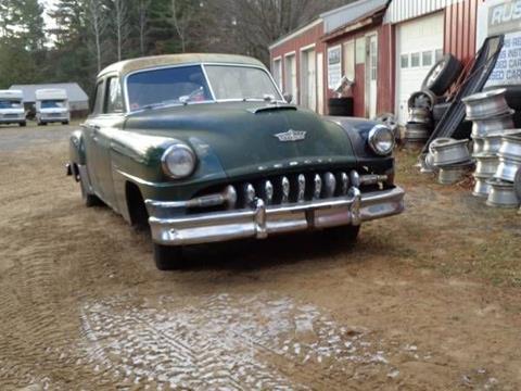 1952 Desoto Sedan