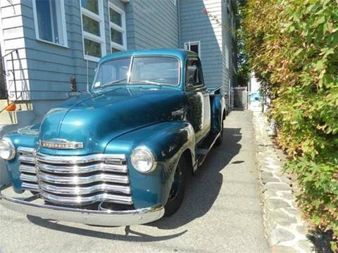 1952 Chevrolet 3100 for sale in Cadillac, MI
