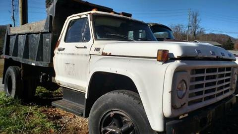 1976 Ford F-700 for sale in Cadillac, MI