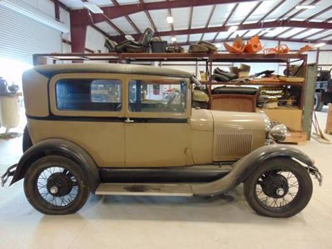 1929 model a tudor