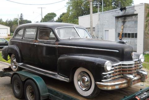 1949 Cadillac Fleetwood for sale in Cadillac, MI