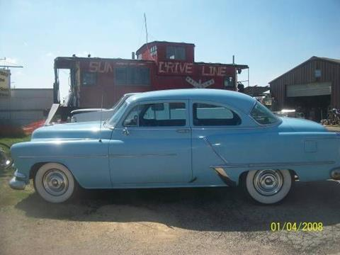1953 Oldsmobile Eighty-Eight for sale in Cadillac, MI