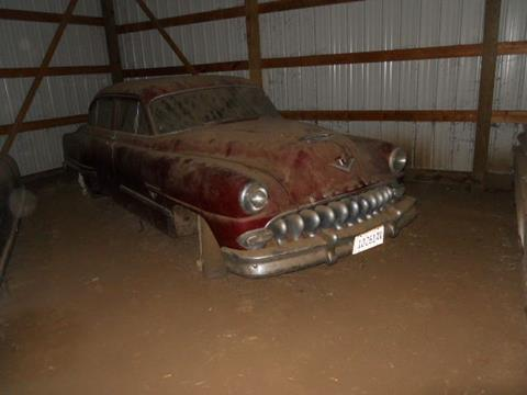 1953 Desoto Firedome for sale in Cadillac, MI