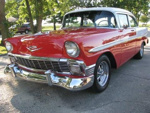 1956 Chevrolet Bel Air For Sale - Carsforsale.com®