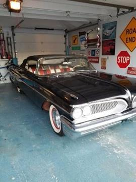 1959 Pontiac Bonneville for sale in Cadillac, MI