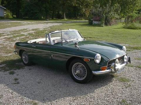 1971 MG MGB for sale in Cadillac, MI
