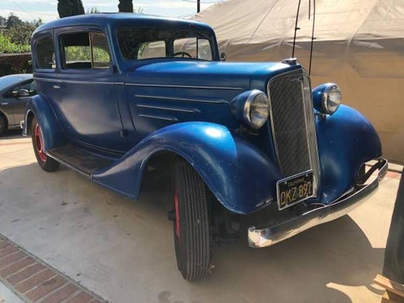 1934 Chevrolet Master Deluxe In Cadillac MI - Classic Car Deals