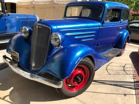1934 Chevrolet Master Deluxe for sale in Cadillac, MI