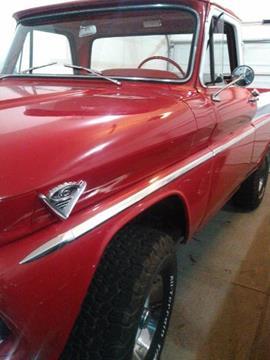 1965 GMC C/K 1500 Series for sale in Cadillac, MI