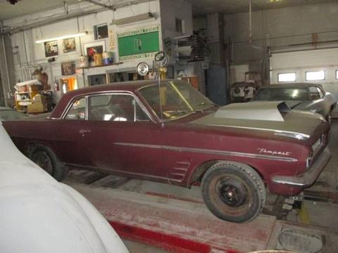 1963 Pontiac Tempest for sale in Cadillac, MI