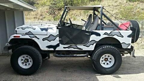 1977 Jeep CJ-7 For Sale in Longview, TX - Carsforsale.com