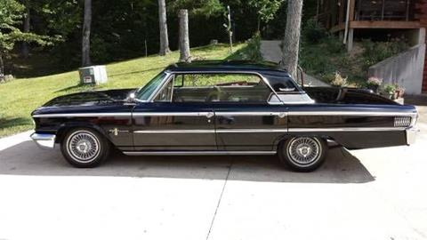 Good 1963 Ford Galaxie 500 For Sale In Cadillac, MI