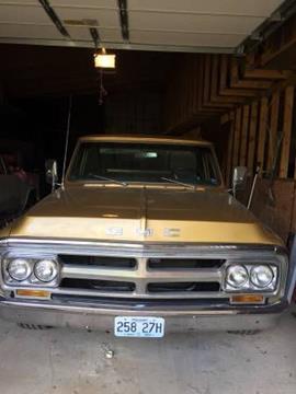 1970 GMC C/K 1500 Series for sale in Cadillac, MI