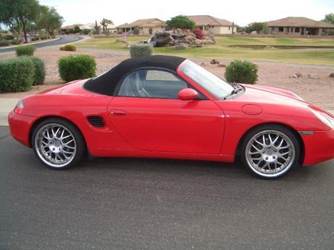 1997 Porsche Boxster for sale in Cadillac, MI