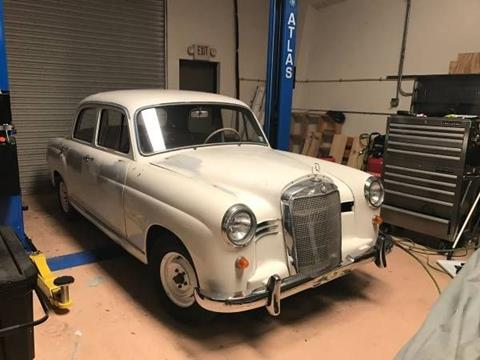 1959 Mercedes-Benz 190-Class for sale in Cadillac, MI