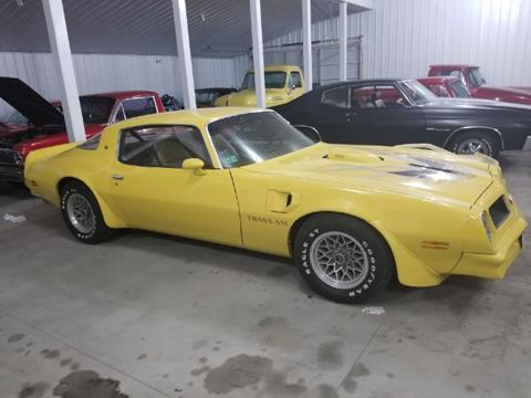 1976 Pontiac Trans Am for sale in Cadillac, MI