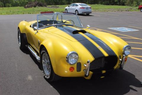 2005 Shelby Cobra for sale in Cadillac, MI