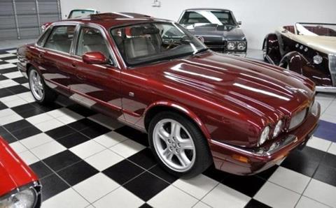 1999 Jaguar XJR For Sale In Cadillac, MI