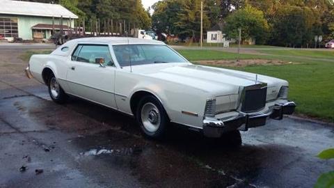 1975 Lincoln Mark IV for sale in Cadillac, MI